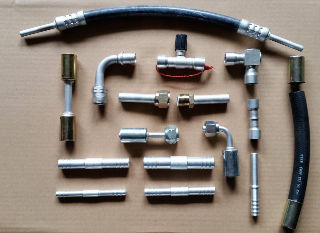 Elementy naprawy przewodów